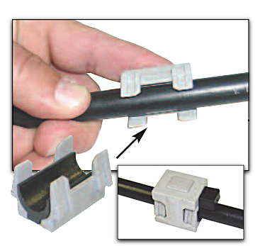 Velocity EM9600 Tone Launch Connector for Fiber Optic Cables