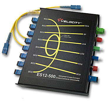 Velocity ES12 Universal Cross Connect